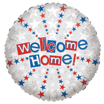 Welcome Home - Back